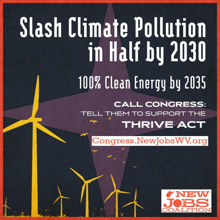 THRIVE Act introduced: $10 trillion infrastructure plan prioritizes climate, care, jobs and justice